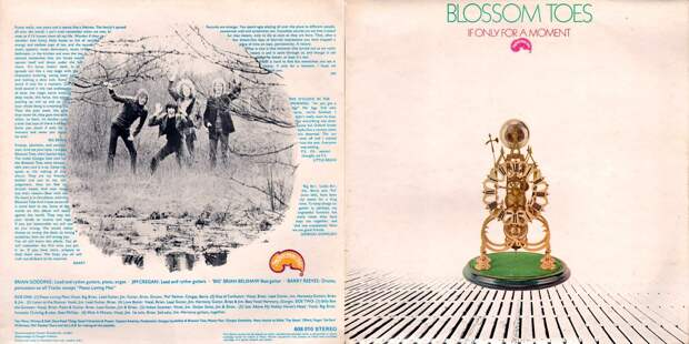 Blossom Toes. If Only For A Moment 1969