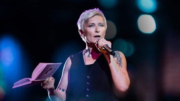 """Диана Арбенина поругалась с экспертами вокального шоу """"Я вижу твой голос"""""""