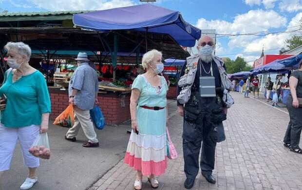 Анатолий Вассерман выступил в поддержку сохранения Преображенского рынка в Москве