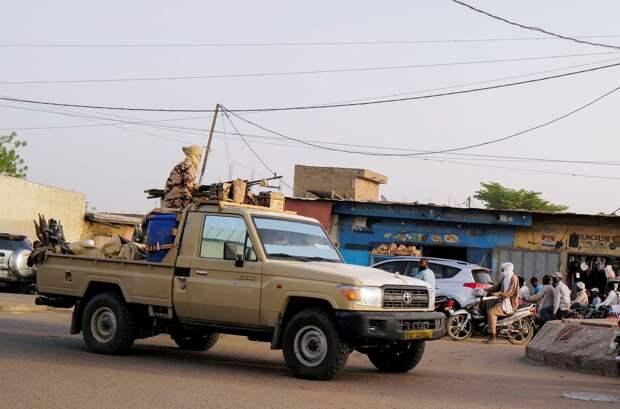 Военные Чада заявляют о победе над повстанцами