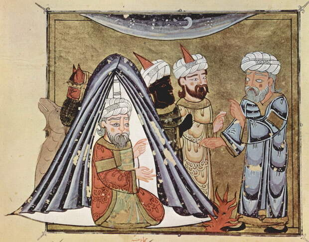 Арабские федераты у римских границ