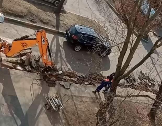 Дворовая территория на улице Кулакова будет благоустроена — управа