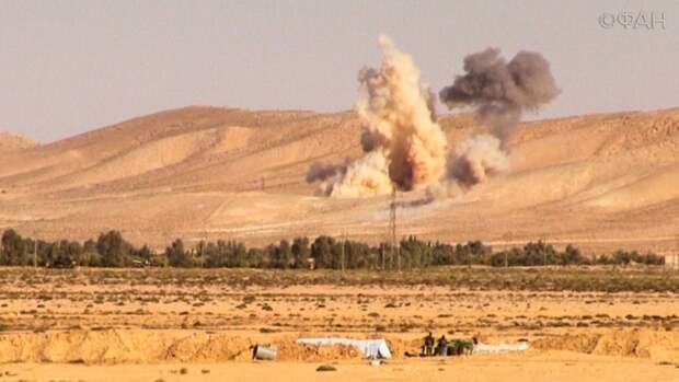 Франция просит Россию прекратить операцию в Сирии