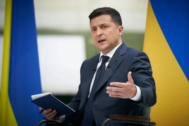 Зеленский наговорил на отключение украинского транзита