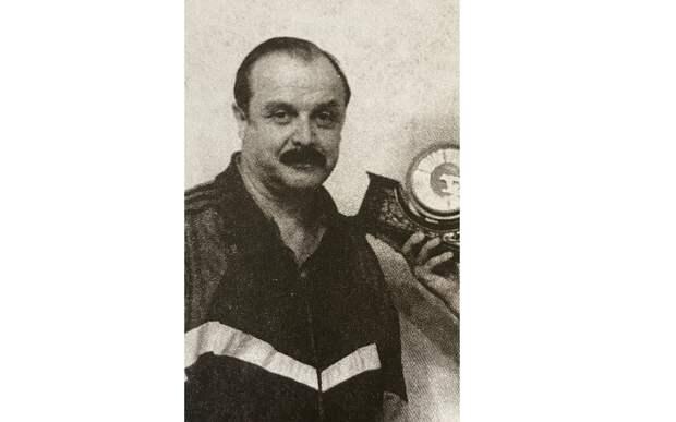 Умер рязанский боксёр и тренер Николай Осокин
