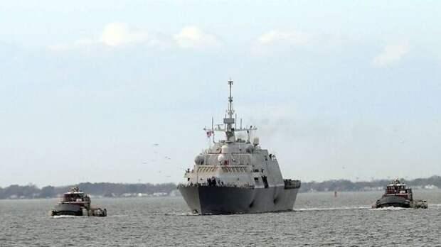 США отменили проход военных кораблей через Босфор в Черное море