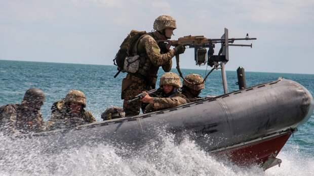 Главком ВСУ заявил о «российских провокациях» в Черном и Азовском морях