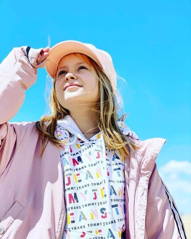 Мамина девочка! Мария Порошина поделилась редкими фото 11-летней дочери