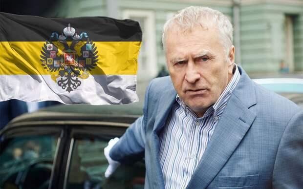 Жириновский предложил нарисовать на форме сборной России карту Российской империи и использовать имперский гимн