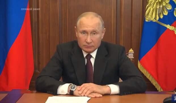 Путин: Рубль вернулся надокризисный уровень