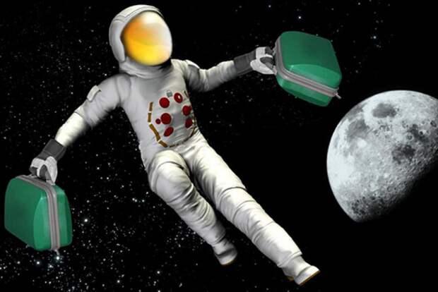 Россия отправит туристов в открытый космос