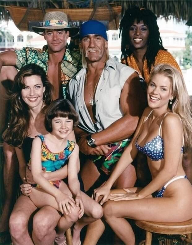 Гpoм в раю, 1994 год