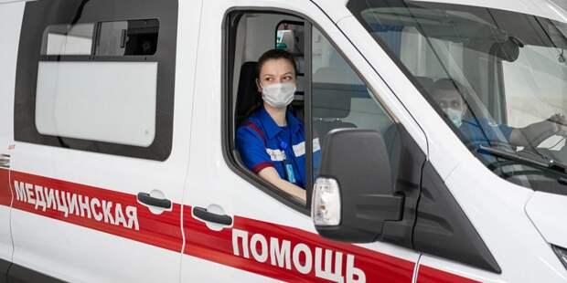 В трамвае на Красноказарменной пенсионерка потеряла сознание