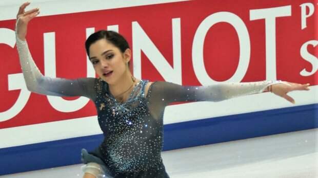 "Фигуристка Медведева выйдет на лед в шоу Авербуха ""Анна Каренина"""