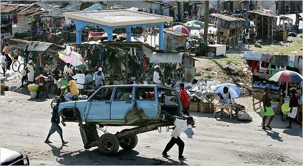 Гаити. 20 дней в аду