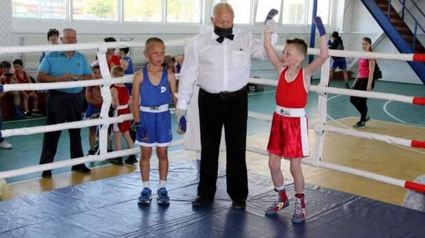 В Ленинском районе прошел турнир по боксу памяти Героя Советского Союза Н.М.Почивалина
