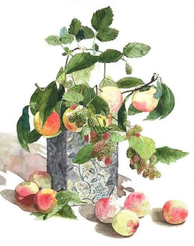 художник Аяко Тсуге (Ayako Tsuge) картины - 31
