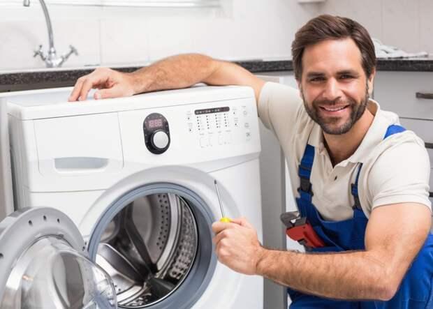 Что делать при поломке стиральной машинки?