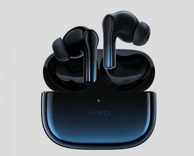 Первые TWS-наушники Vivo с активным шумоподавлением анонсируют 20 мая