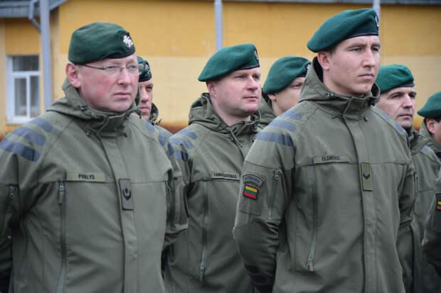Пол Антонопулос: Литовские инструкторы не помогут Украине вступить в НАТО