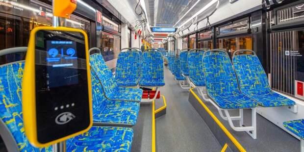 В Коптеве вернулись на пути трамваи