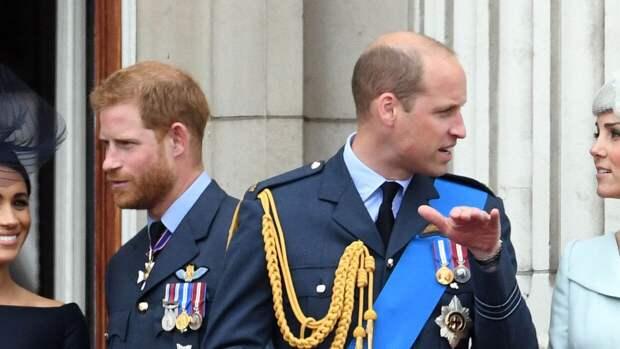 Принцы Уильям и Гарри могут возобновить отношения