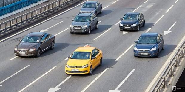 Алтуфьевское шоссе вошло в топ с самой низкой интенсивностью движения