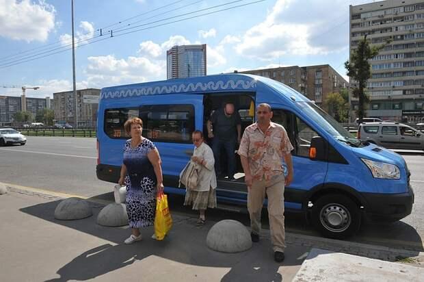 В Подмосковье обсуждается вопрос о допуске в общественный транспорт только по QR-коду