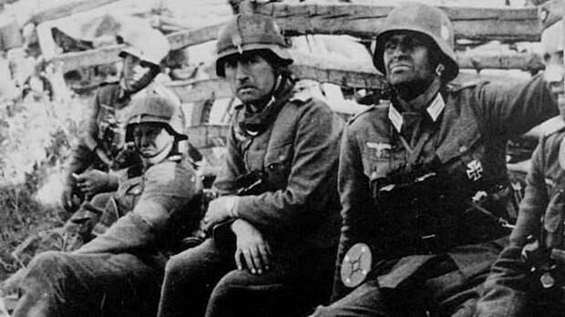 Почему немцы на фронте больше всего боялись сибиряков