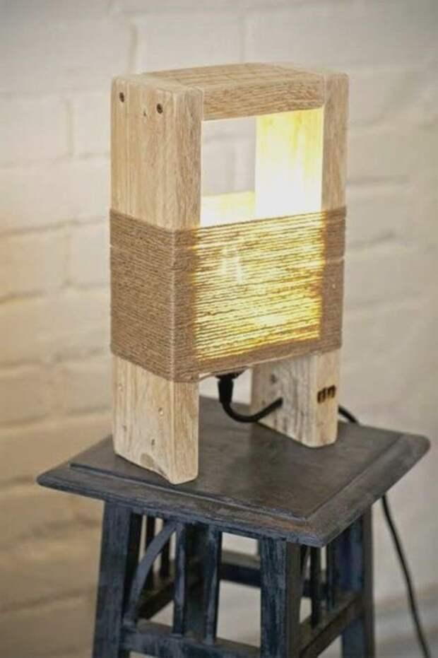 Необычное изделие, создать которое сможет любой. /Фото: ya-superpuper.com