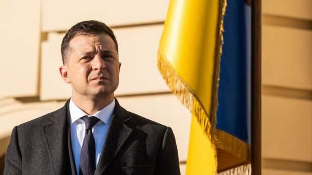 Зеленский: Украина все еще видит угрозу на границе с Россией