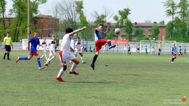 В Котовске прошел турнир по детскому футболу Локобол-2021