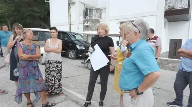 Власти Ялты будут судиться с застройщиком Меласского парка