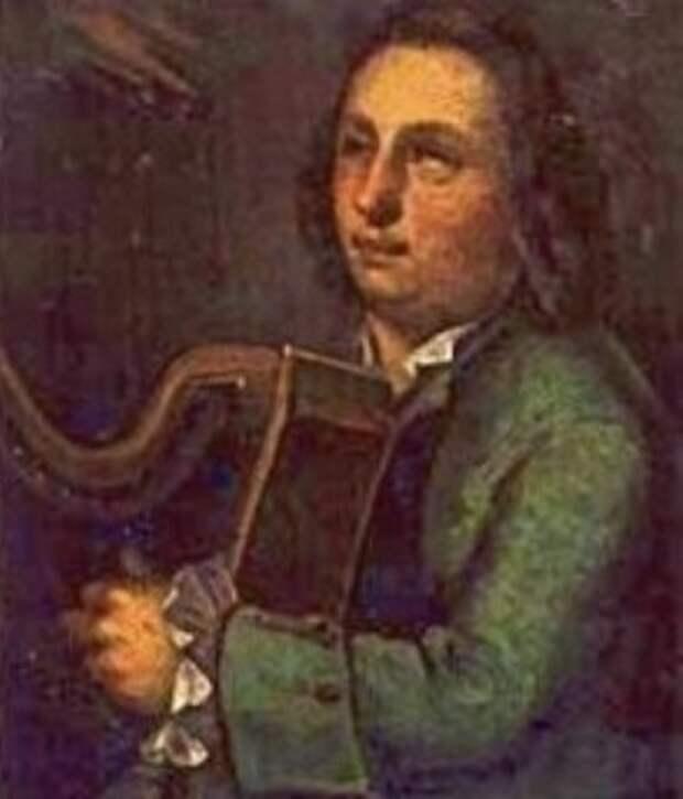 День одного композитора. Торла О'Каролан