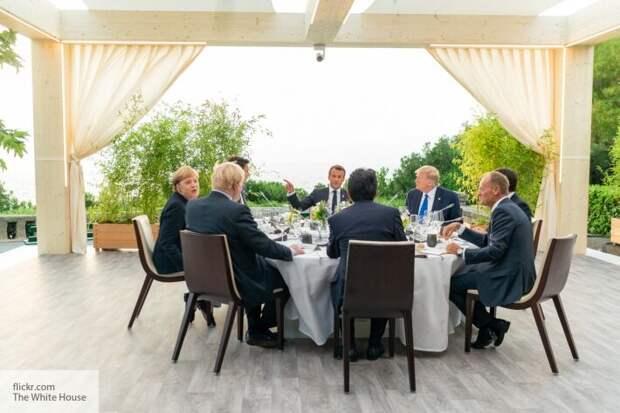 Гаспарян пояснил, почему Германия против возвращения России в G7