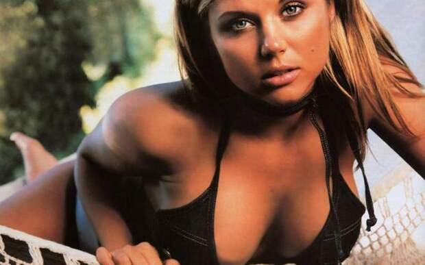 ТОП10 самых красивых девушек с телеэкранов 90-х девушек, самых, 90-х, ТОП10, телеэкранов, красивых