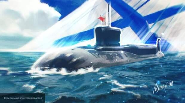 Леонков рассказал, почему ВМС США не могут вычислить атомные подлодки России