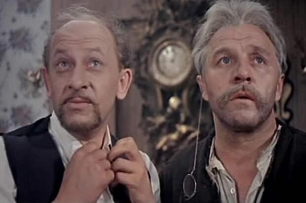 Место Ульянова в фильме мог занять Высоцкий.