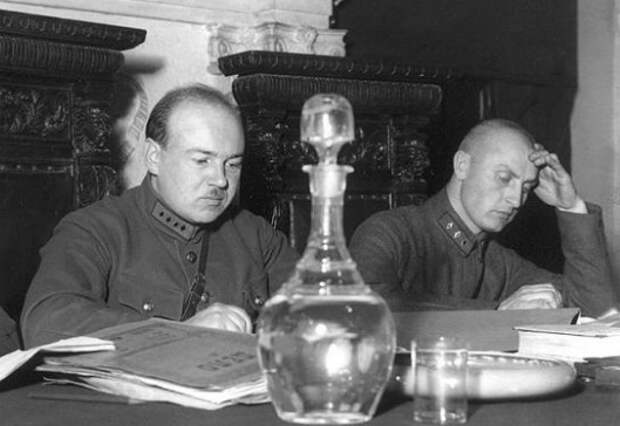 Сталинский судья Василий Ульрих: как приговорить к расстрелу за 20 минут