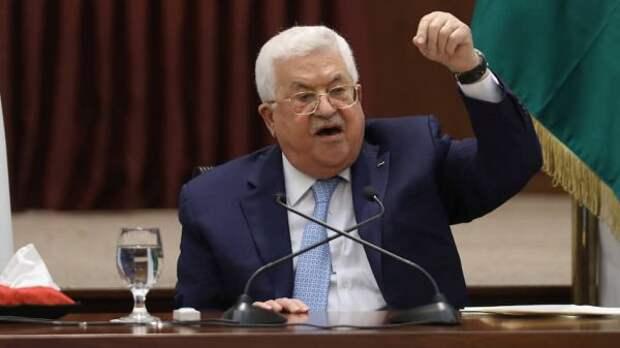 Аббас призвал ООН вмешаться визраильско-палестинский конфликт