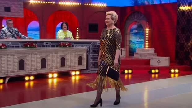 Эвелина Хромченко показала платье, которое актуально во все времена