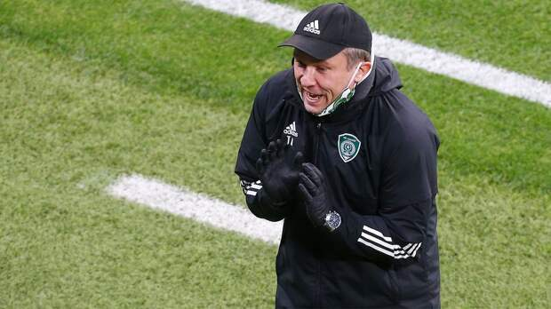 «Мы не дебилы и не мазохисты – договариваться на 0:3». Яркое интервью с главным тренером «Ахмата» Талалаевым
