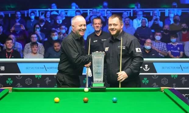 Марк Аллен — Чемпион Northern Ireland Open 2021