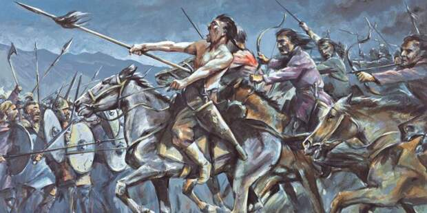 5 самых безбашенных воинов Средневековья