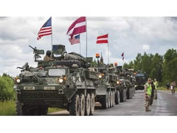 НАТО готовится к реальным военным действиям против России на Балтике