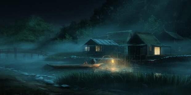 Тайна лодочной станции