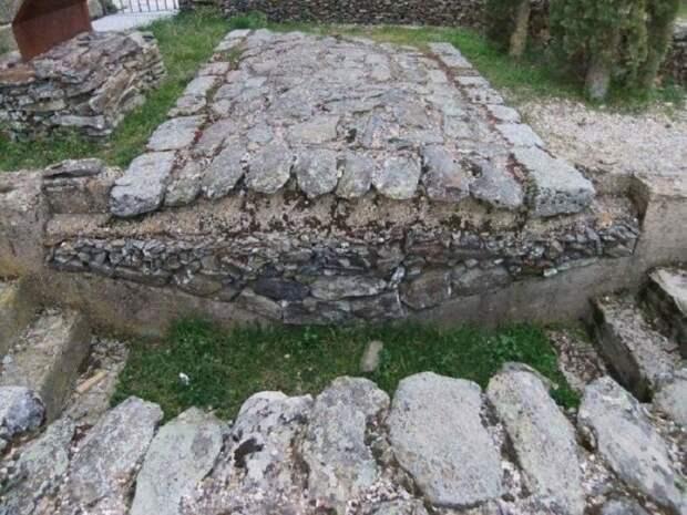 Как строили римские дороги