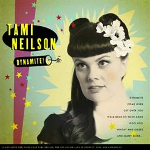 Новозеландская дива -  Tami Neilson (Тами Нилсон)