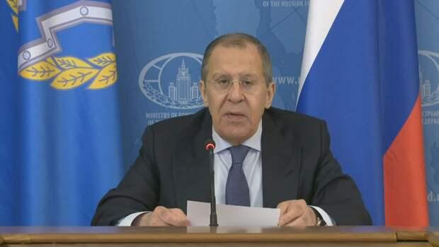 Лавров отметил значение миротворчества в период пандемии. ФАН-ТВ