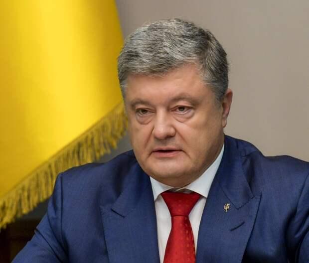 Суд Киева принял иск о запрете выезда из Украины Порошенко и 180 чиновников
